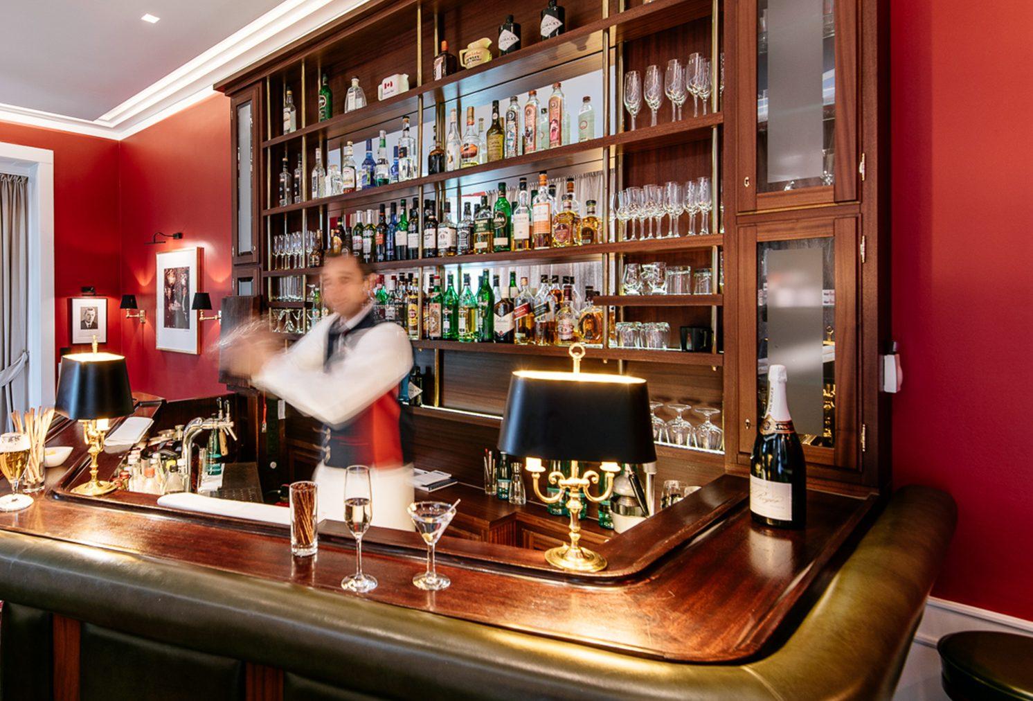An der Clubbar