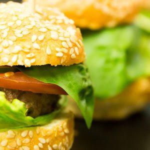 Leckere Miniburger