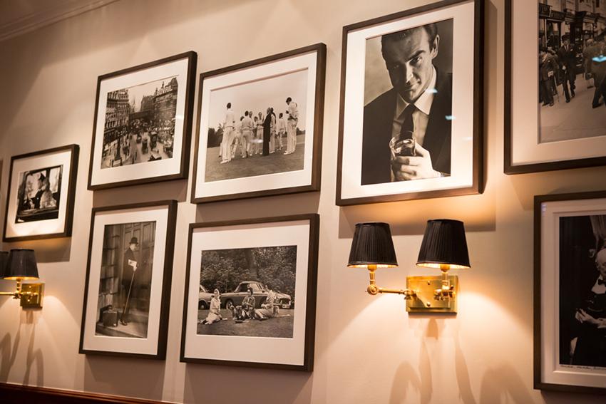 Fotos in der Alsterbar