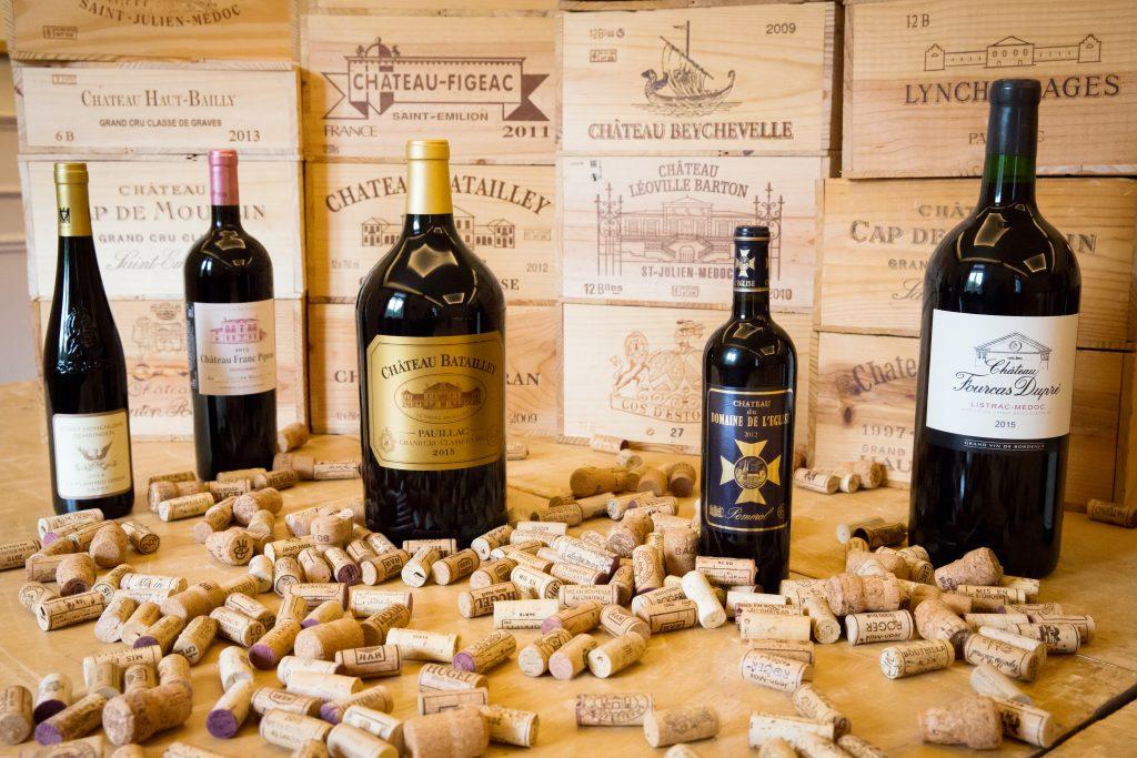 Rotweine unseres Weinhandels