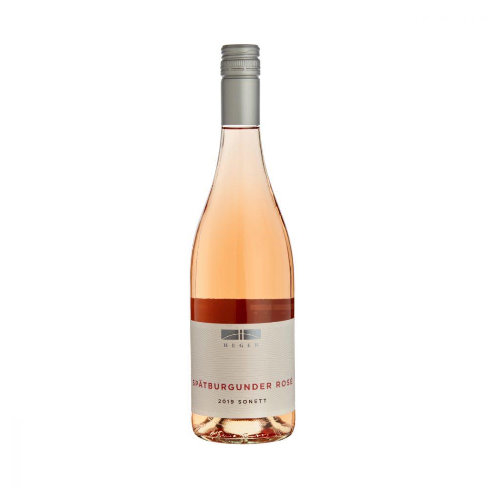 Weinhaus Heger Sonett Rosé
