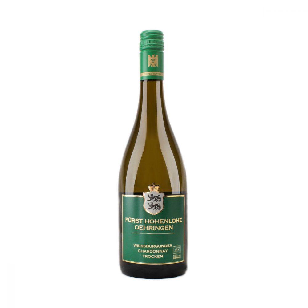 Weingut Fürst Hohenlohe Oehringen Weissburgunder Chardonnay