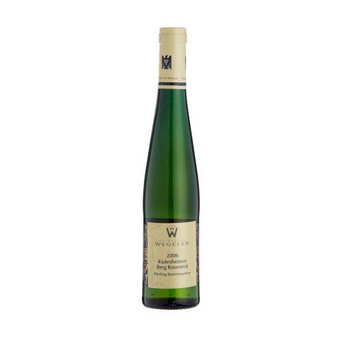 Weingüter Wegeler Rüdesheimer Berg Roseneck 2006