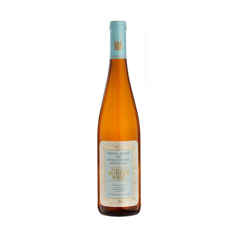 Weingut Robert Weil Kiedrich Gräfenberg Beerenauslese 1999