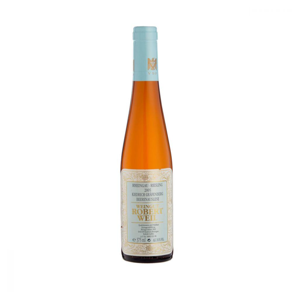 Weingut Robert Weil Kiedrich Gräfenberg Beerenauslese 2005